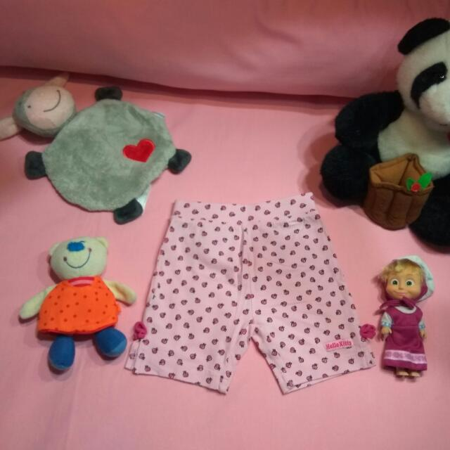 Strawberry Short Pants