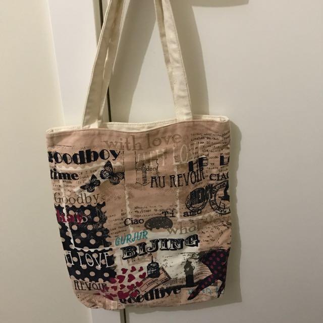 Stylish Beach Cloth Bag