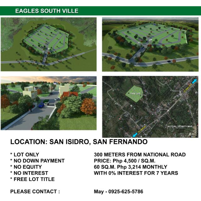 Subdivision Lot Only