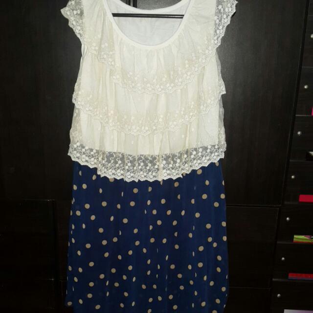 Sunday Dress (S-M)