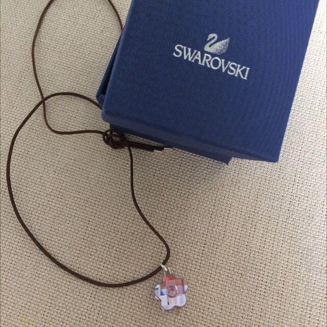 Swarovski Crystal Necklace/Bracelet New In Box