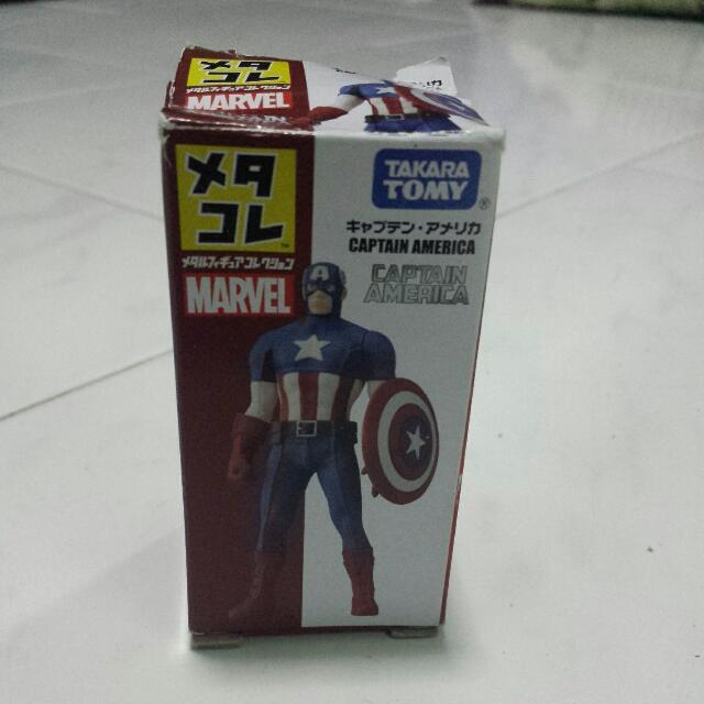Takara Tomy Captain America