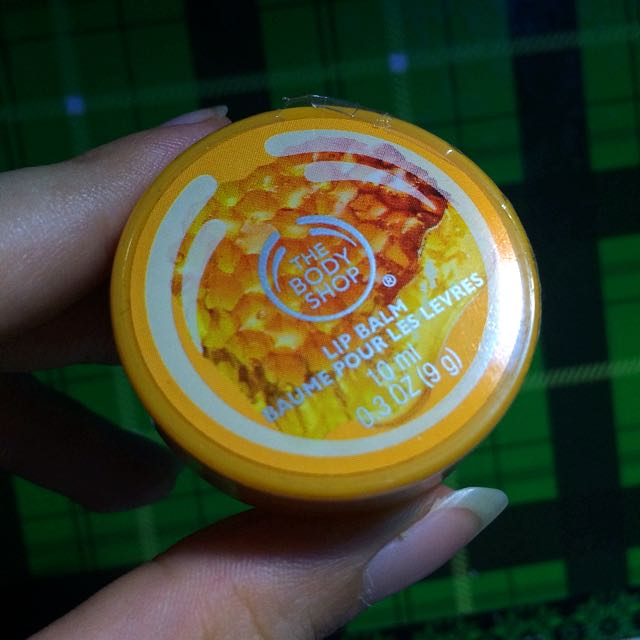 The Body Shop HONEYMANIA Lip Balm