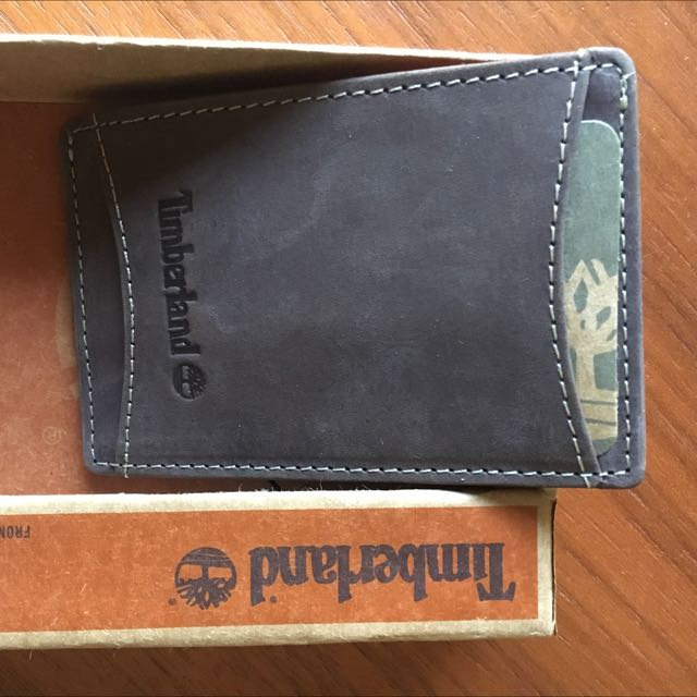 Timberland Front Pocket Wallet