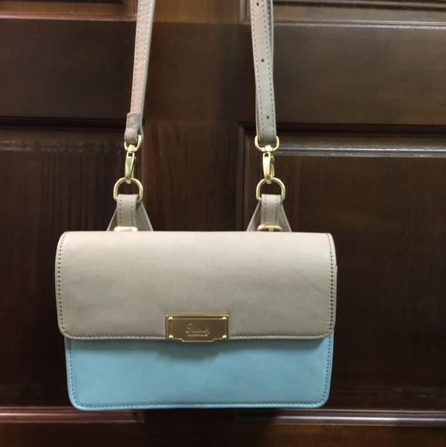 急售✨香港✨Bauhaus 副牌✨Salad✨信封式方形側背包