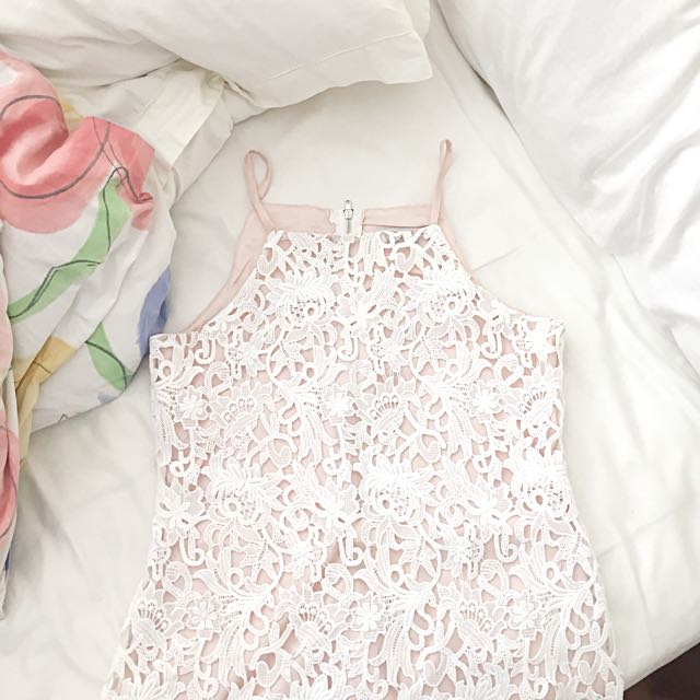 Ttr Crochet Dress
