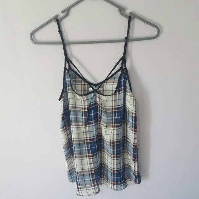 Valley Girl Top Size 8