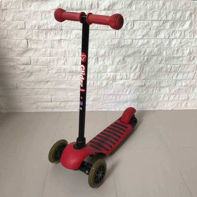 Y Glider Deluxe Scooter Bicycles Pmds Personal Mobility