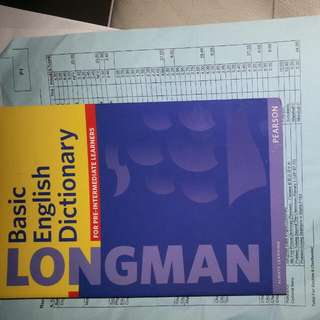 Basic English Dictionery