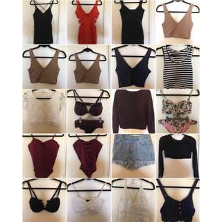 WANT A CHEAP RESTOCK OF YOUR WARDROBE?