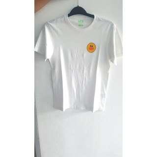Line x UNIQLO T-shirt