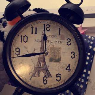 Brand New Antique Paris Clock