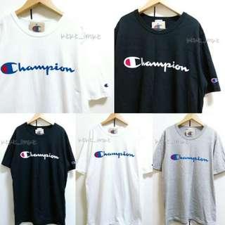 (含運)Champion短T正品白色M號