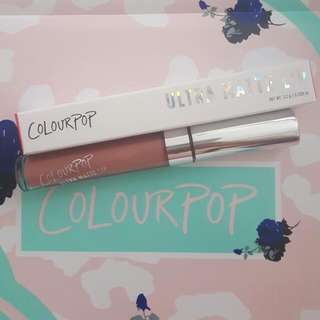 COLOURPOP MATTE: TIMES SQUARE