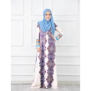 Arissa Dress Byfatinsuhana
