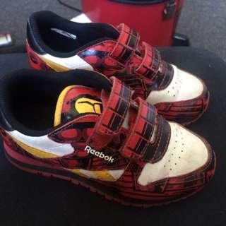Iron Man Reebok Shoes