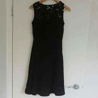 Zalora Collection Black Dress Size Xs