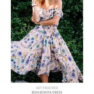 Bon Bonita Jaase Dress New With Tags