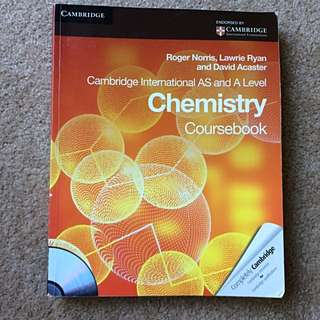 AS/A2 CHEMISTRY