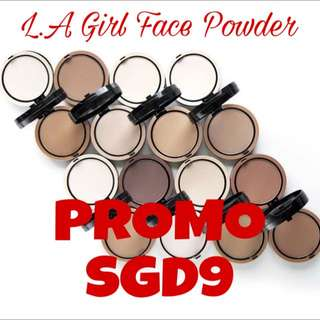*PROMO* L.A Girl HD Face Powder