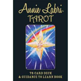 Annie Labri Tarot: 78 Card Deck & Guidance to Learn Book
