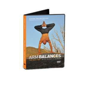 Arm Balances Yoga DVD x 2