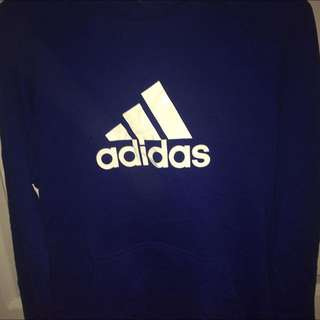 Adidas Hoodie • authentic