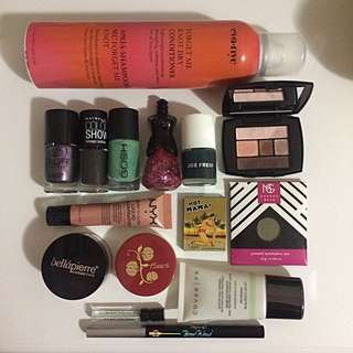 Beauty Swag Bag  $20