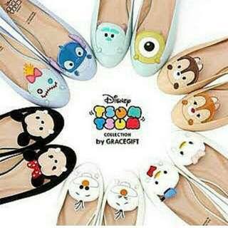 Tsum Tsum Shoes Edisi Disney