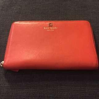 Kate Spade Oversize Wallet