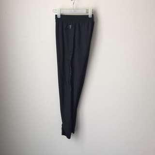 Nike Black Cuffed Pants