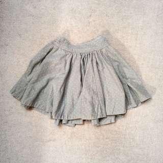 Mink Pink Denim Skirt