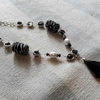 Glass Beads Necklace / Kalung