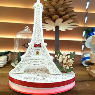 LED석고방향제 에펠탑