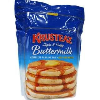 Krus Teaz Buttermilk Pancake