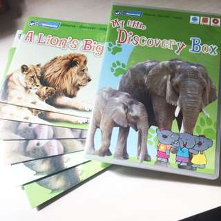My Little Discovery Box - Story Books