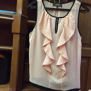 Luxe Pink Top (REDUCED)