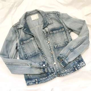 Forever 21 'Life In Progress' Denim Jacket