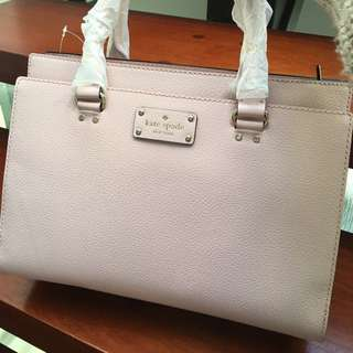 Brand New With Tag Kate Spade Purse