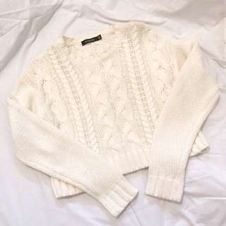 Glassons Cable Knit Jumper
