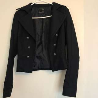 Navy Jeanswest Blazer