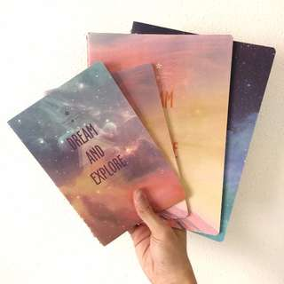 Dream and Explore notebooks