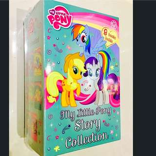 BRAND NEW My Little Pony Box Collection (8 books)