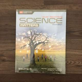 Lower Secondary Science Textbook Volume B