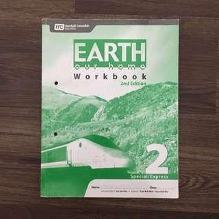 Geography Secondary 2 Workbook