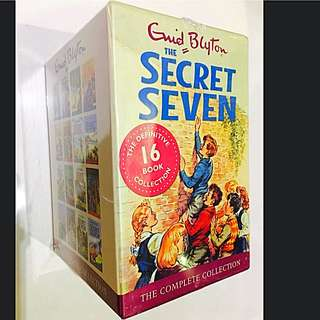 BRAND NEW The Secret Seven Collection (16 books)
