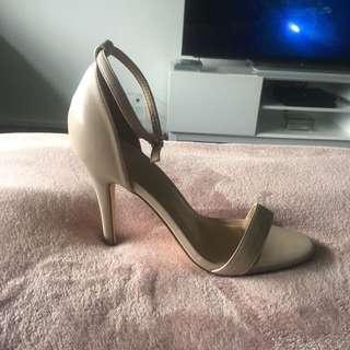 New Look Nude Heels
