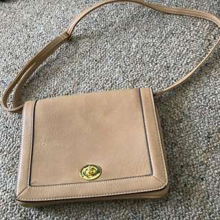 Sportsgirl Tan Bag