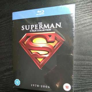 Superman Collection Bluray (reserved)