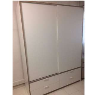 [FastDeal] Cheap Wardrobe & Bed For Sale